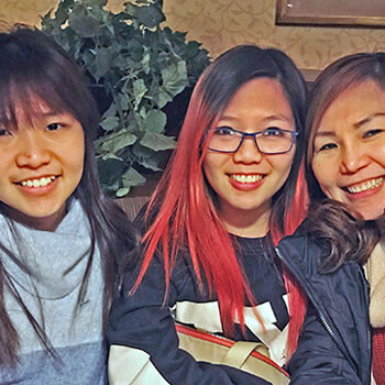 Cathedral Gardens home helps mom support her daughters' college dreams