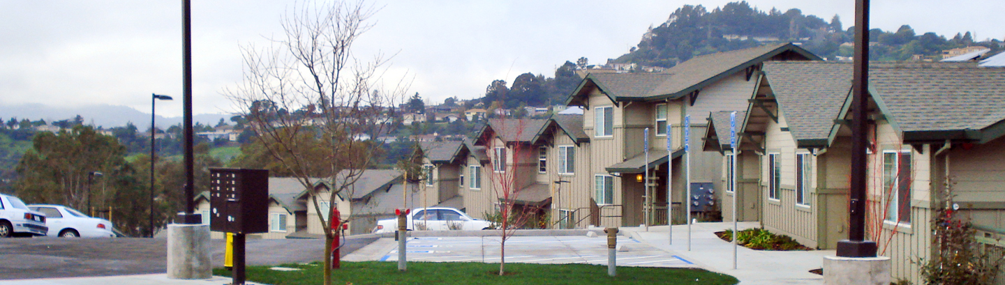 Drakes Way apartments eah housing Larkspur California