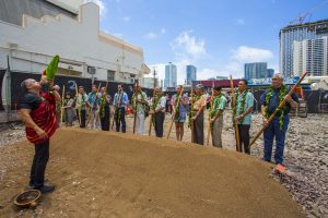 EAH Housing groundbreaking